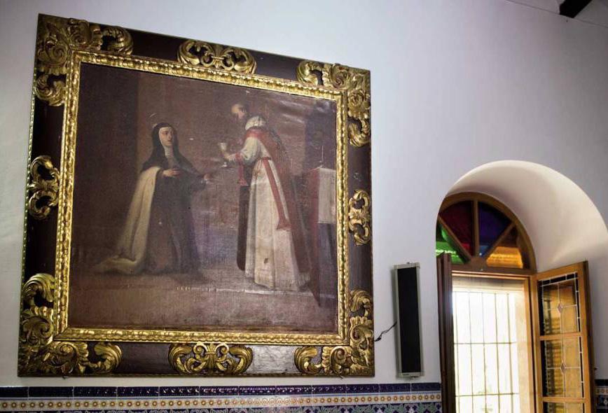 Monasterio de la Purísima Concepción de Úbeda (Jaén), de Carmelitas Descalzas