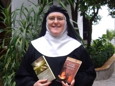 Sor Alicia Correa Fernández, autora de libros de espiritualidad.