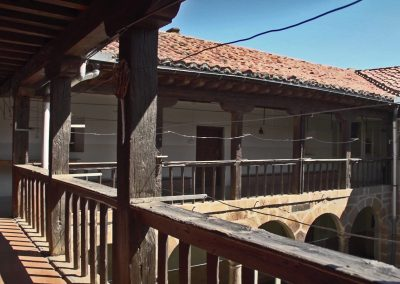 Corredor convento