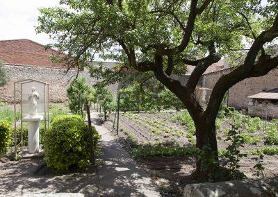 Huerta convento carmeitas soria